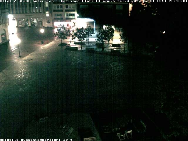 Webcam Berliner Platz
